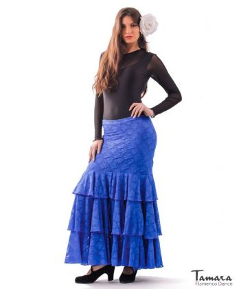 flamenco skirts for woman - - Lola - Lace