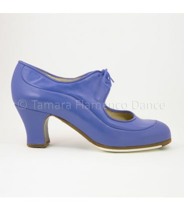flamenco shoes professional for woman - Begoña Cervera - Angelito dante leather