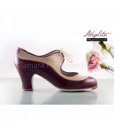 flamenco shoes professional for woman - Begoña Cervera - Angelito