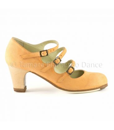 flamenco shoes professional for woman - Begoña Cervera - flamenco shoe begoña cervera 3 correas armagnac