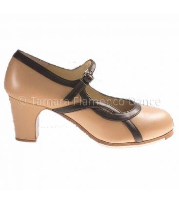 flamenco shoes professional for woman - Begoña Cervera - Arco I