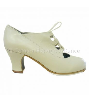 flamenco shoes professional for woman - Begoña Cervera - Antiguo