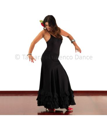 flamenco skirts for woman - -
