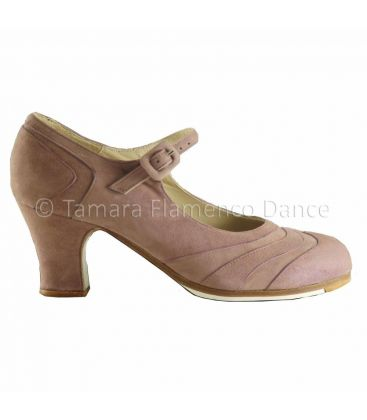 flamenco shoes professional for woman - Begoña Cervera - Bicolor