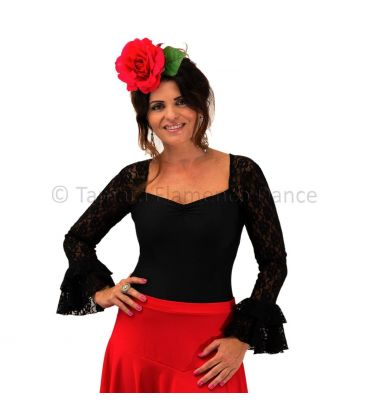 maillots bodys flamenco tops for woman - - Romance