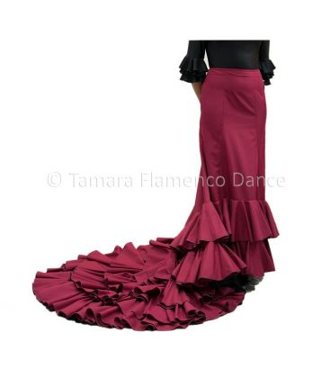 tailed gown bata de cola - - Basic Tailed Gown