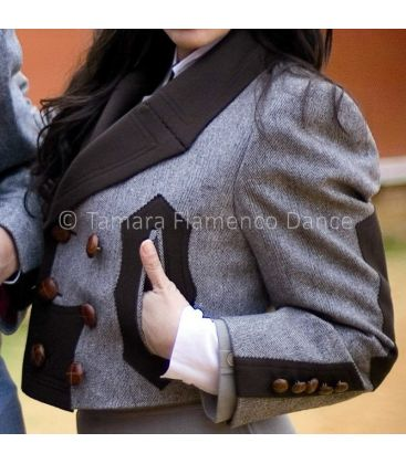 traje corto andalusian costume for men unisex - - Marselles jacket (coat) (several colors)