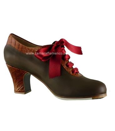 flamenco shoes professional for woman - Begoña Cervera - Ingles Coco