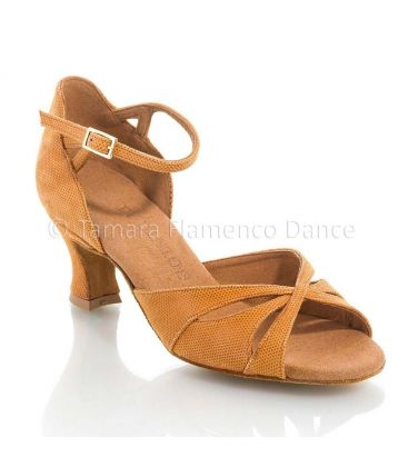 zapatos latino salon stock - Rummos - R385