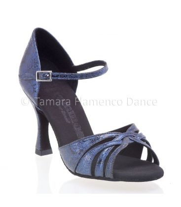 zapatos latino salon stock - Rummos - R383