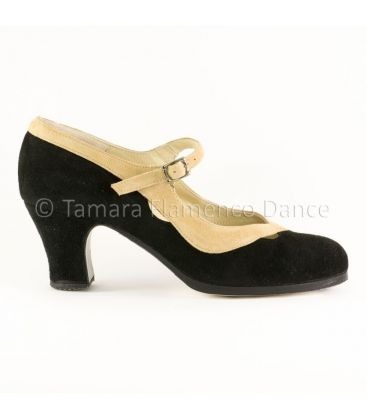 in stock flamenco shoes professionals - Begoña Cervera - Salon Correa II