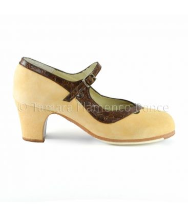 flamenco shoes professional for woman - Begoña Cervera - Salon Correa II