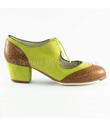 flamenco shoes professional for woman - Begoña Cervera - Cordoneria