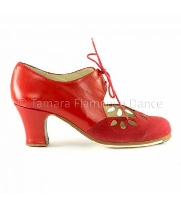 flamenco shoes professional for woman - Begoña Cervera - Petalos