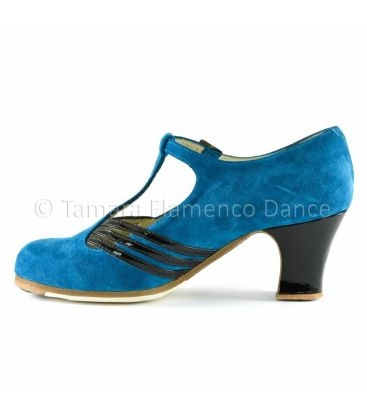in stock flamenco shoes professionals - Begoña Cervera - Class