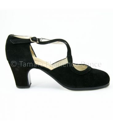 in stock flamenco shoes professionals - Begoña Cervera - Clasico Español III