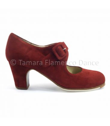 flamenco shoes professional for woman - Begoña Cervera - Tablas