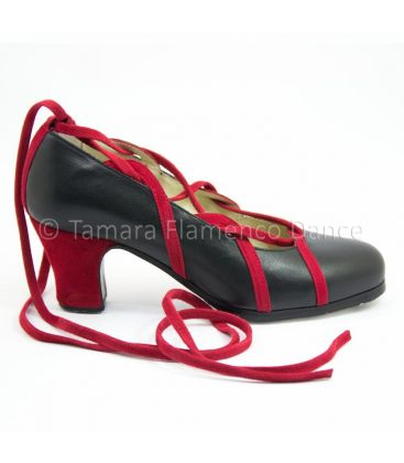 flamenco shoes professional for woman - Begoña Cervera - Cintas