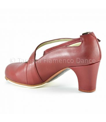 in stock flamenco shoes professionals - Begoña Cervera - Cruzado II