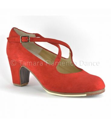 in stock flamenco shoes professionals - Begoña Cervera - Cruzado