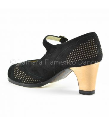 in stock flamenco shoes begona cervera - Begoña Cervera - Tachas