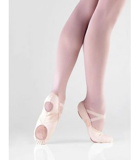 half pointe shoes - So Dança - Ballet Shoes BAE 13