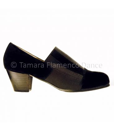 in stock flamenco shoes professionals - Begoña Cervera - Suave Caballero II (MEN) (Soft)