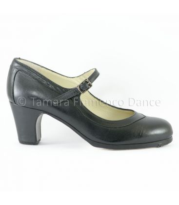 in stock flamenco shoes professionals - Begoña Cervera - Salon Correa