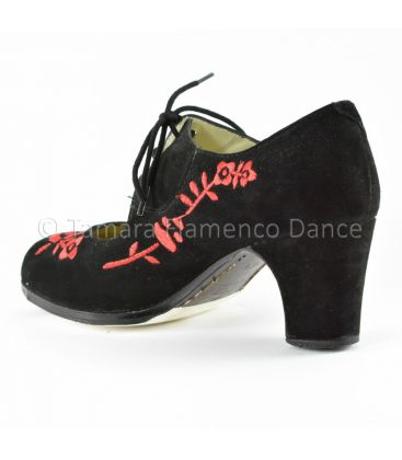in stock flamenco shoes begona cervera - Begoña Cervera - Bordado Cordonera (embroidered)