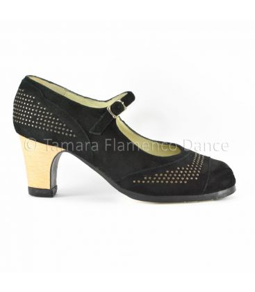 flamenco shoes professional for woman - Begoña Cervera - Tachas