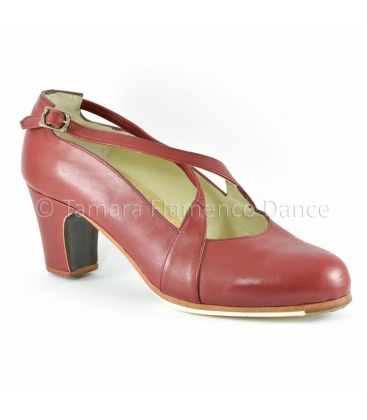 flamenco shoes professional for woman - Begoña Cervera - Cruzado II