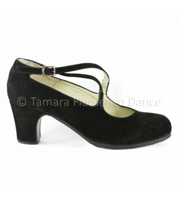 flamenco shoes professional for woman - Begoña Cervera - Cruzado