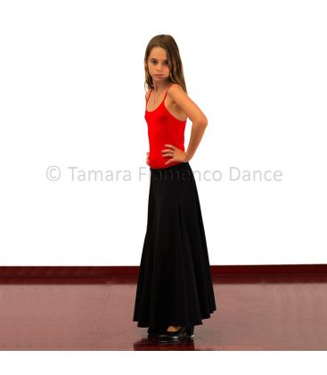 flamenco skirts for girl - -