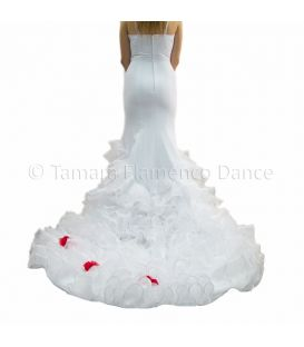 Basic Tailed Gown