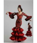 Flamenco dress Espuelas