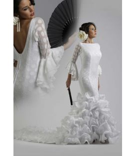 Flamenco dress wedding 2016