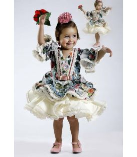 flamenco dresses 2017 - Roal - Bolero flowers for girl