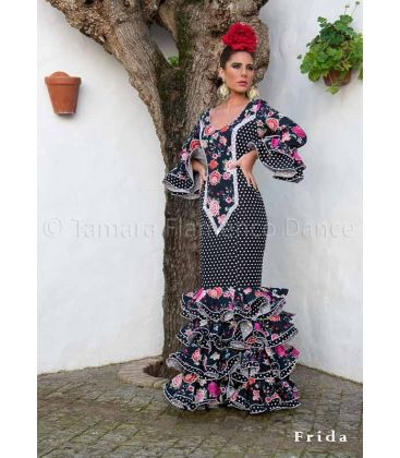 flamenco dresses 2016 - - Frida printed & black