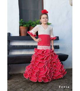 flamenco dresses 2016 - - Feria-red