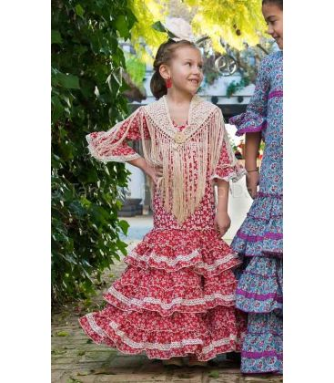 flamenco dresses 2016 - - Fino red