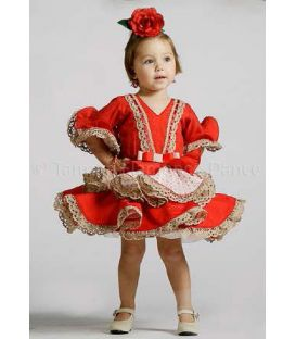 flamenco dresses 2017 - Roal - Bolero red GIRL