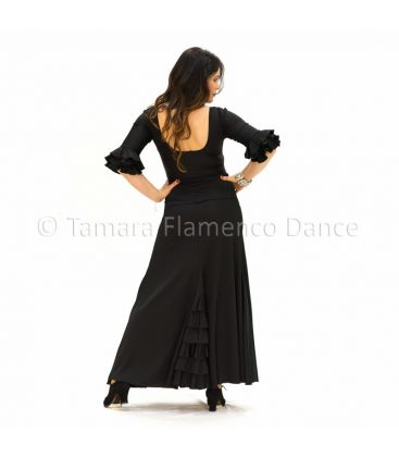 flamenco skirts for woman - - Almeria - Knitted (skirt-dress)
