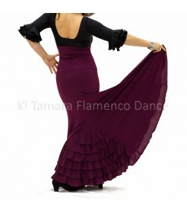 flamenco skirts for woman - - Almeria - Viscose (skirt-dress)