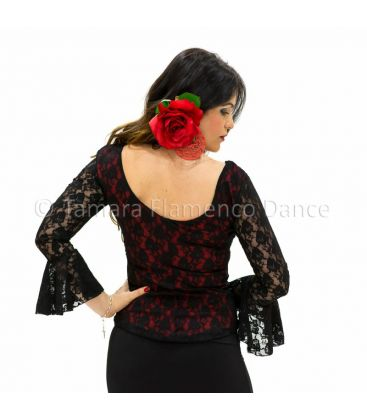 maillots bodys flamenco tops for woman - - T-shirt Harmonia