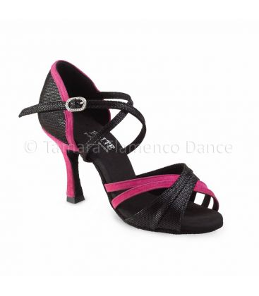ballroom and latin shoes for woman - Rummos - Elite Athena 061-fuxia