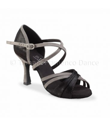 ballroom and latin shoes for woman - Rummos - Elite Athena 061-grey
