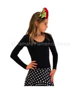 Tamara (long sleeved) for girl - Poliamide Body