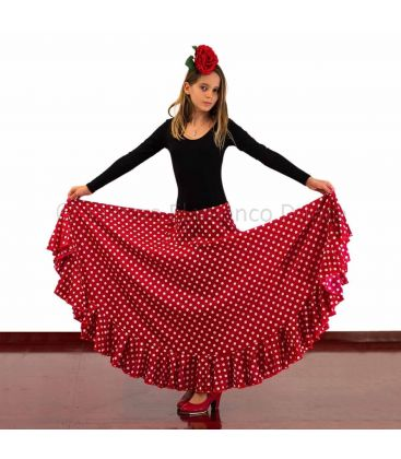 maillots bodys flamenco tops for girl - -