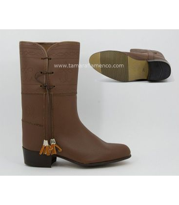 spanish country boots - Valverde del Camino -