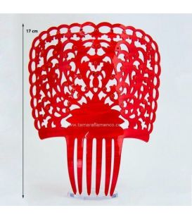 flamenco combs - -